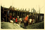 Kalimpong construction site picture